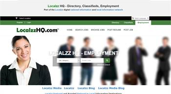 Localzz Employment - LocalzzEmployment.com